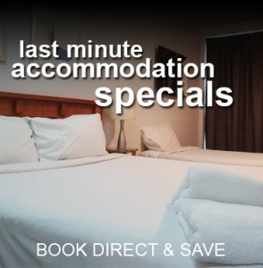 Last Minute Bookings