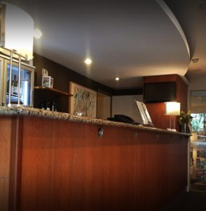 airport accommodation reception