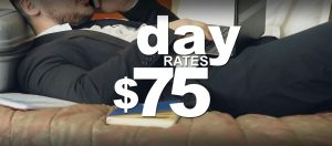 Day rates $75